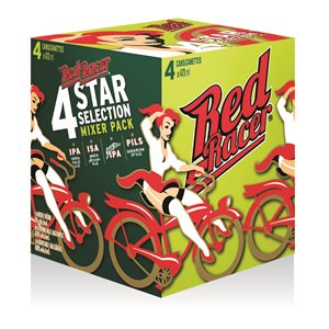Red Racer 4 Star Selection Pack 4 C